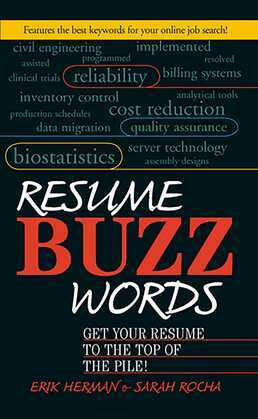 Resume Buzz Words