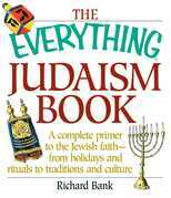 The Everything Judaism Book