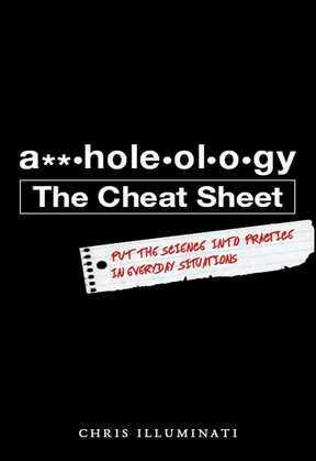A**holeology The Cheat Sheet