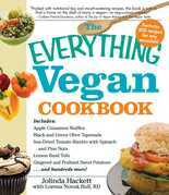 The Everything Vegan Cookbook