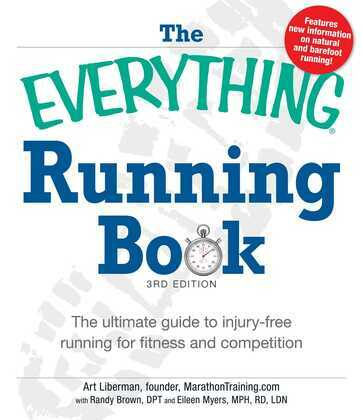 The Everything Running Book