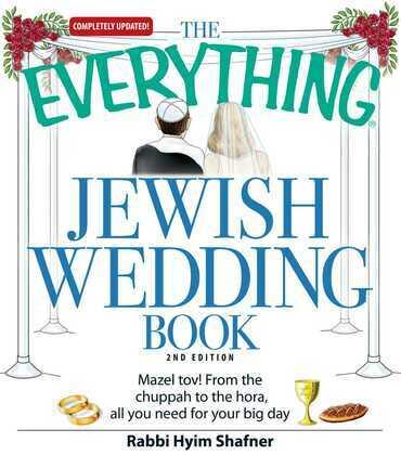 The Everything Jewish Wedding Book