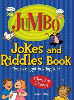 Jumbo Jokes And Riddles Book