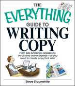 The Everything Guide To Writing Copy
