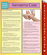 Arthritis Care: Speedy Study Guides