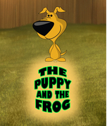 The Puppy and the Frog