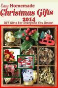 Easy Homemade Christmas Gifts 2014
