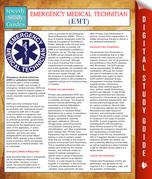 EMT- Emergency Medical Technician (Speedy Study Guides)