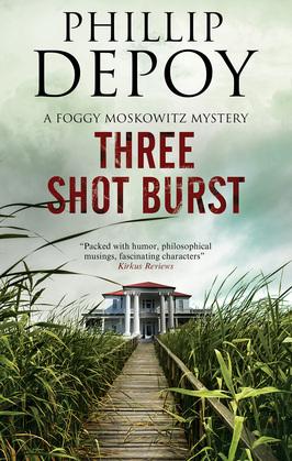 Three Shot Burst: Severn House Publishers