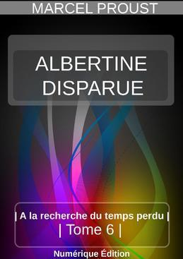 ALBERTINE DISPARUE