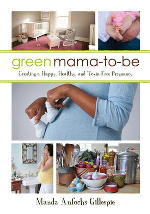 Green Mama-to-Be