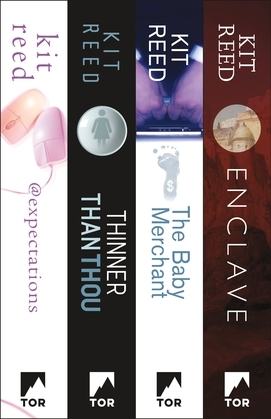 Four Futures by Kit Reed