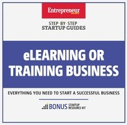 eLearning or Training Business: Step-By-Step Startup Guide