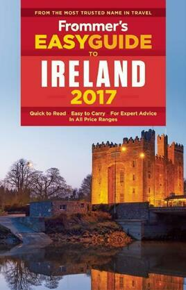 Frommer's EasyGuide to Ireland 2017