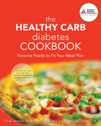 The Healthy Carb Diabetes Cookbook