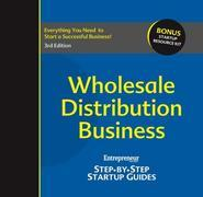 Wholesale Distribution Business: Step-by-Step Startup Guide