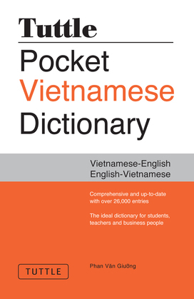 Tuttle Pocket Vietnamese Dictionary: Vietnamese-English English-Vietnamese