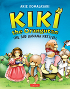 Kiki the Orangutan: The Big Banana Festival