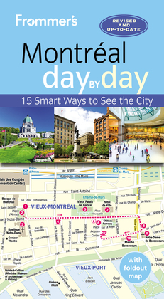 Frommer's Montreal day by day
