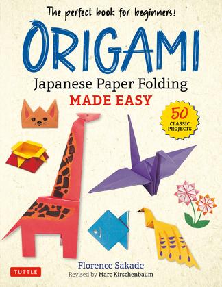 Origami Japanese Paper-Folding