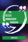 The Access Management Handbook - Everything You Need To Know About Access Management