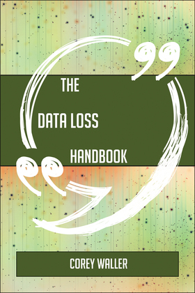 The Data loss Handbook - Everything You Need To Know About Data loss