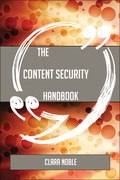 The Content security Handbook - Everything You Need To Know About Content security