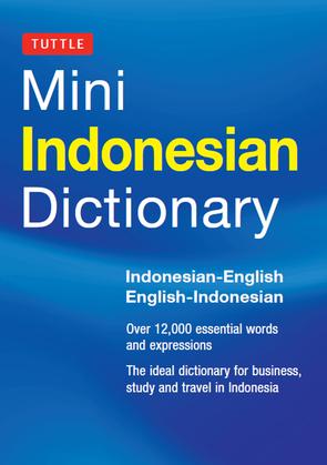Tuttle Mini Indonesian Dictionary: Indonesian-English / English-Indonesian