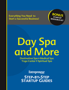 Day Spa & More: Step-by-Step Startup Guide