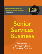 Senior Services Business: Step-by-Step Startup Guide