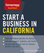 Start a Business in California