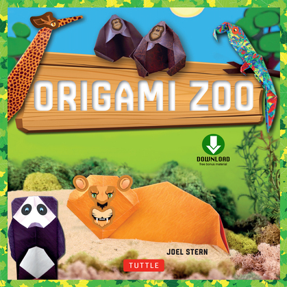 Origami Zoo: (Downloadable Material Included)