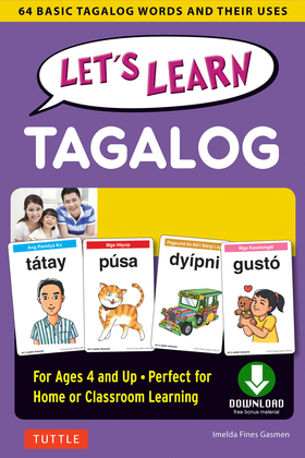 Let's Learn Tagalog Ebook
