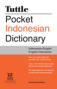 Tuttle Pocket Indonesian Dictionary: Indonesian-English English-Indonesian