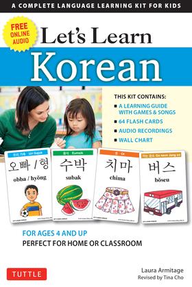 Let's Learn Korean Ebook