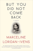 But You Did Not Come Back: A Memoir
