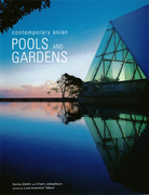 Contemporary Asian Pools and Gardens
