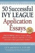 50 Successful Ivy League Application Essays