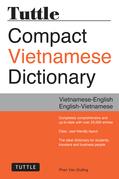 Tuttle Compact Vietnamese Dictionary: Vietnamese-English English-Vietnamese
