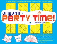 Origami Party Time! Ebook
