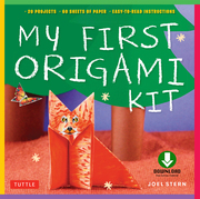 My First Origami: (Downloadable Material Included)