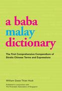 Baba Malay Dictionary
