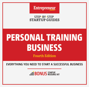 Personal Training Business: Step-By-Step Startup Guide
