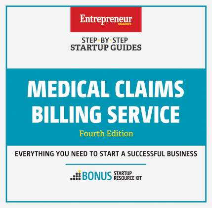 Medical Claims Billing Service: Step-By-Step Startup Guide