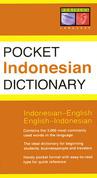 Pocket Indonesian Dictionary