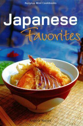 Japanese Favorites: Periplus Mini Cookbooks