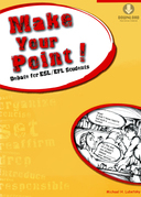Make Your Point!: Debate for ESL/EFL Students (Downloadable Audio Included)