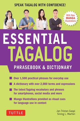 Essential Tagalog: Speak Tagalog with Confidence (Tagalog Phrasebook)