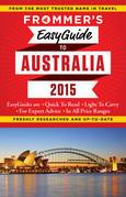 Frommer's EasyGuide to Australia 2015