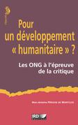 Pour un développement «humanitaire»?